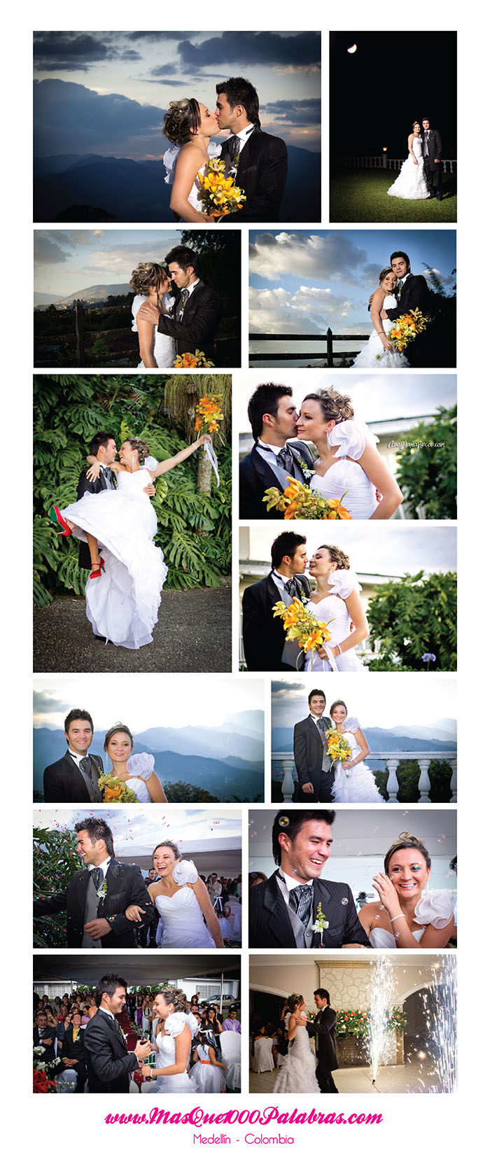 matrimonio Lina y Camilo