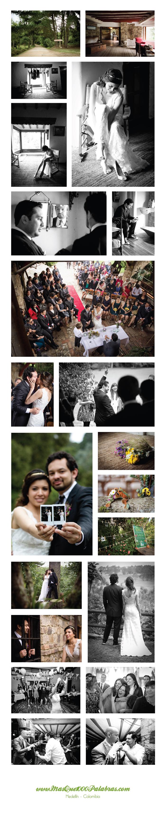 Matrimonio bogota fotografia