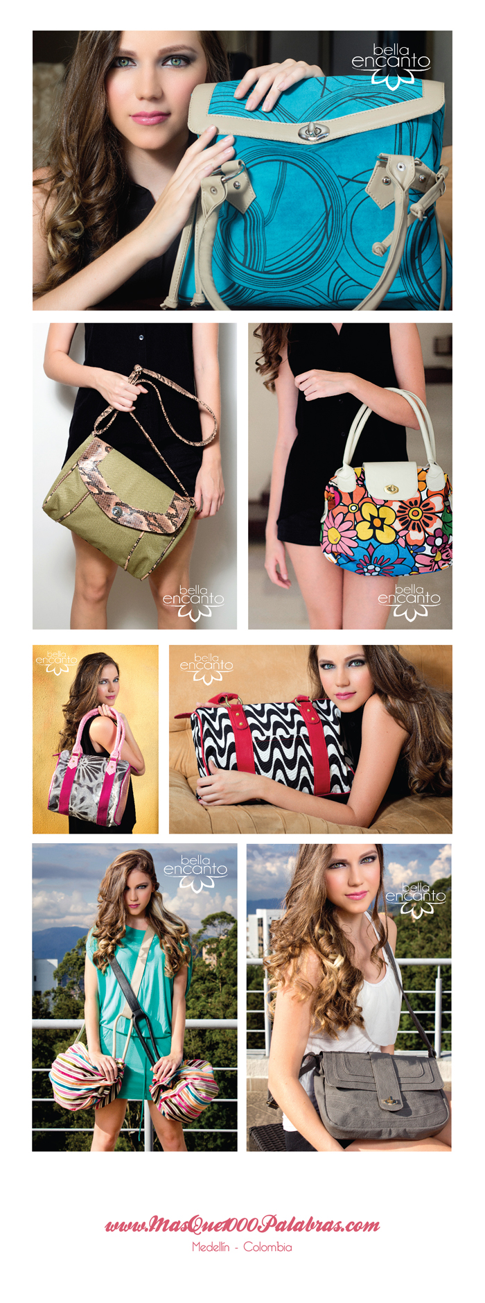 bolsos bella encanto