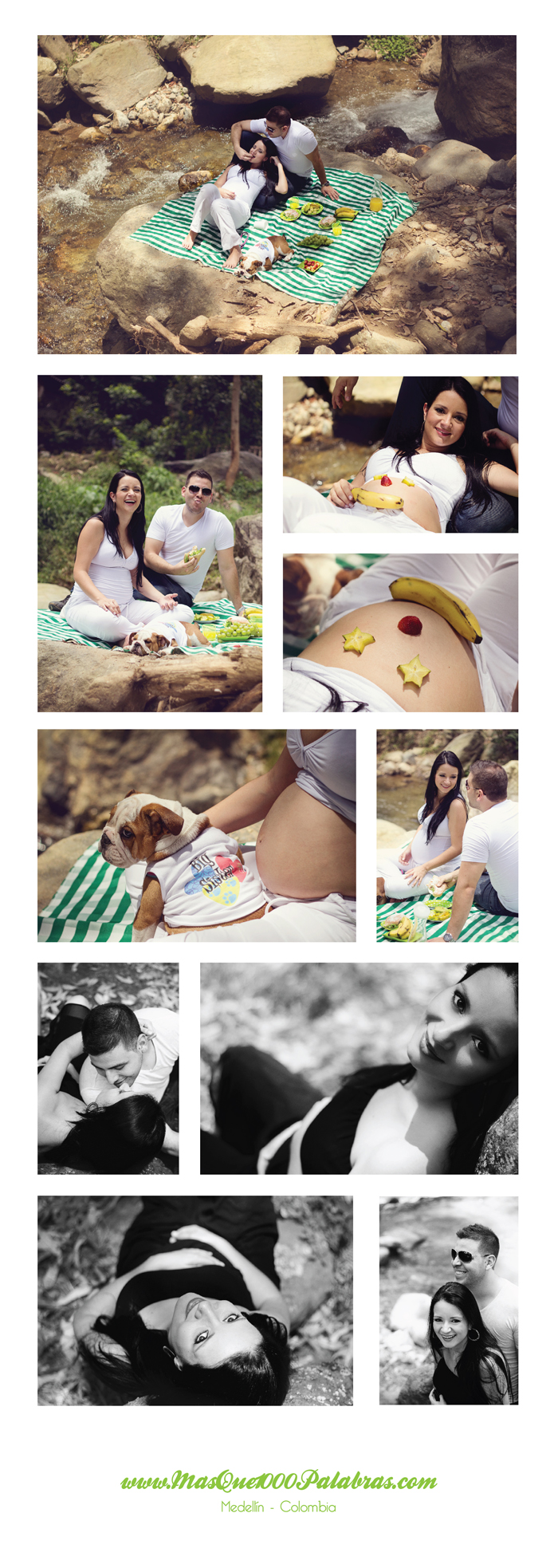 Picnic embarazadas medellin