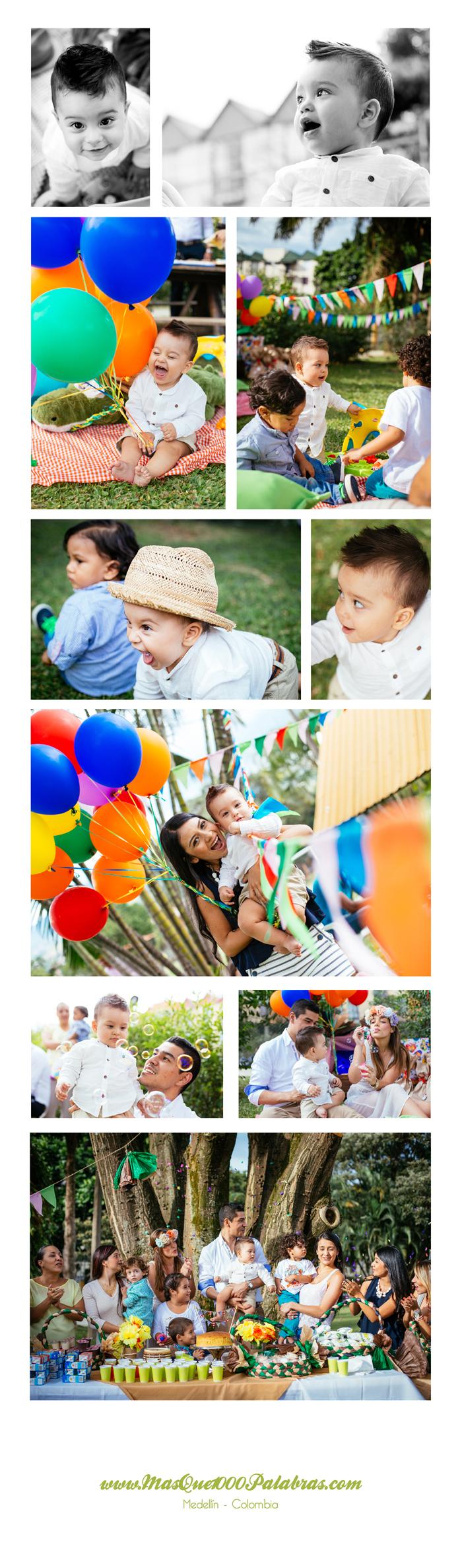 cumpleaños, fotografo, fotografia, celebracion, medellin, envigado, bebe, fiesta