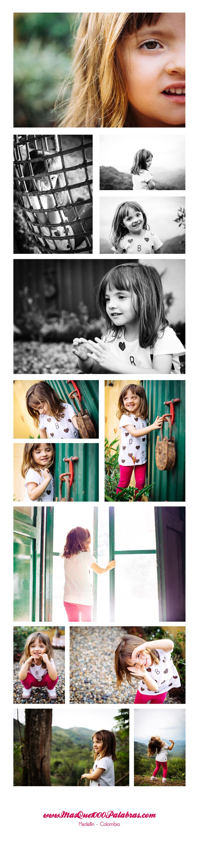 fotoestudios infantiles en Medellin