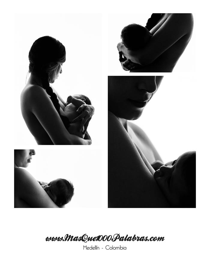silueta, madre, hija, amor, masque1000palabras