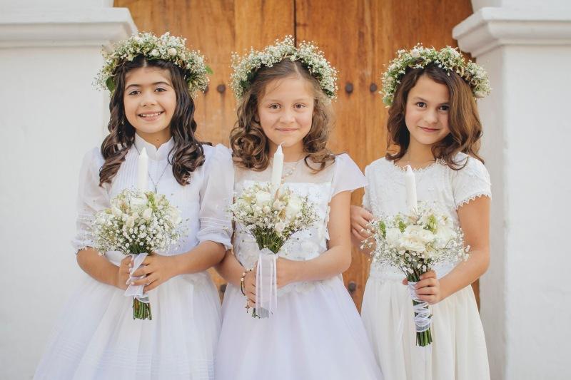 fotografias de ninos de primera comunion
